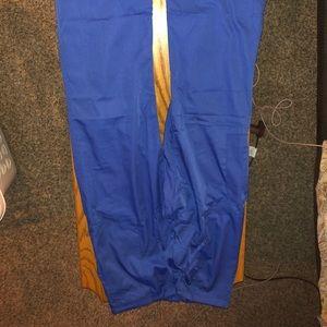 Pants - Small blue scrub bottom